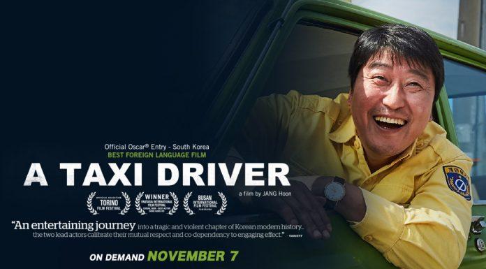 film a taxi driver