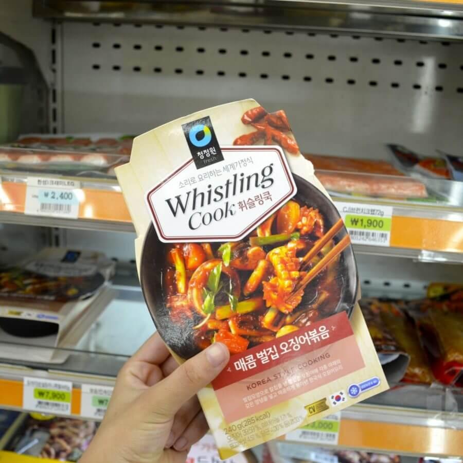 Ini Dia Jajanan Di Minimarket Korea Yang Wajib Dicoba Satu Satu