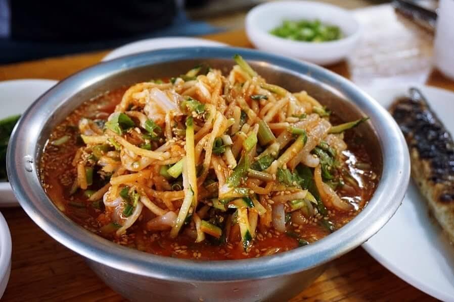 Hanchi Mulhwae