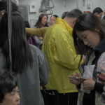 etika naik subway di Korea