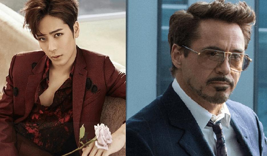 Jackson – Iron Man