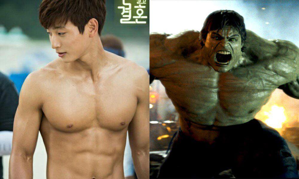 Jinwoon – Hulk