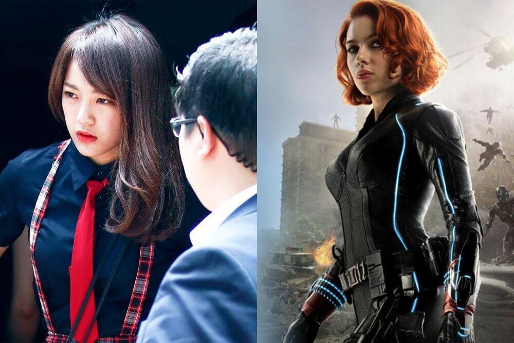 Sejeong – Black Widow