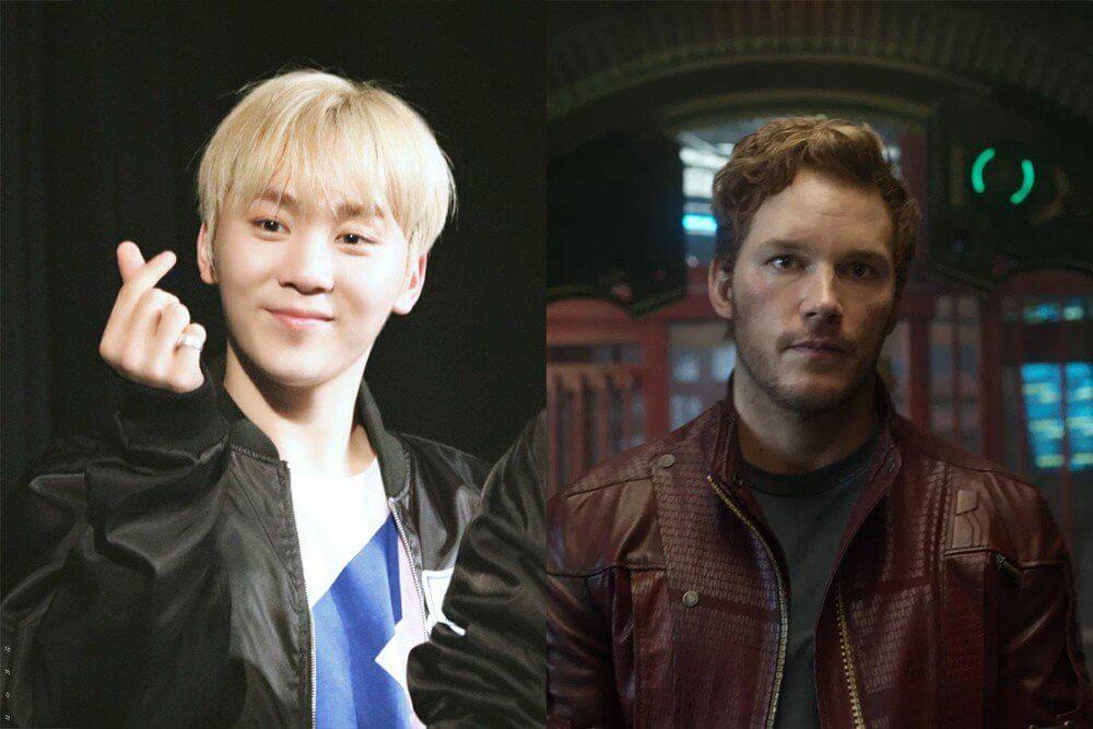 Seungkwan – Star Lord