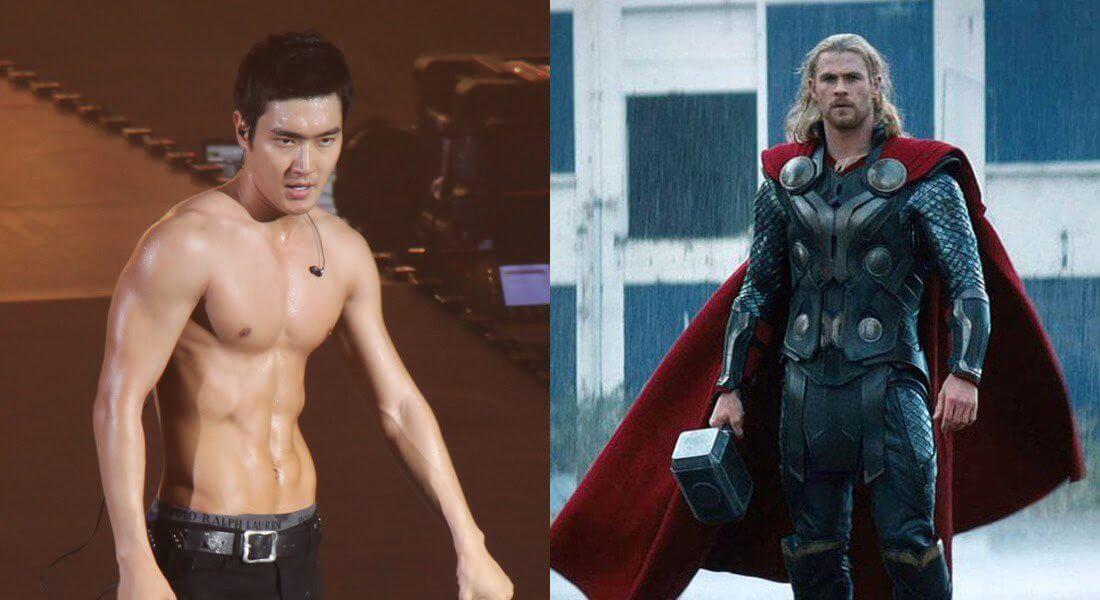 Siwon – Thor