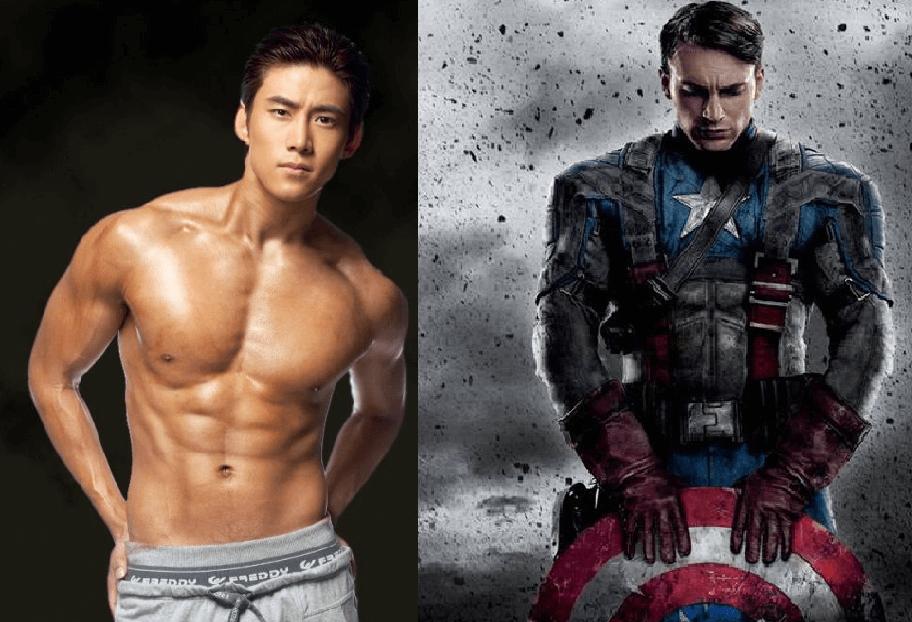 Taecyeon 2PM – Captain America