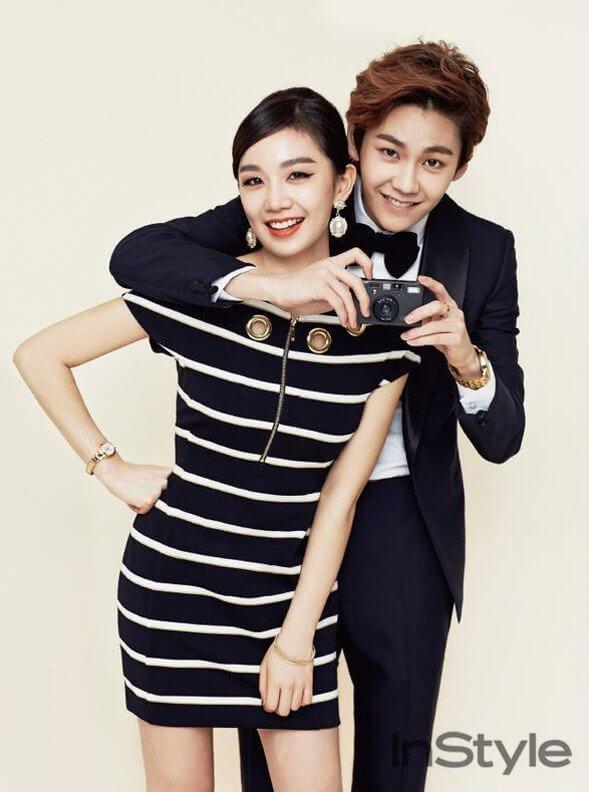 Ilhoon (BTOB) & Joo