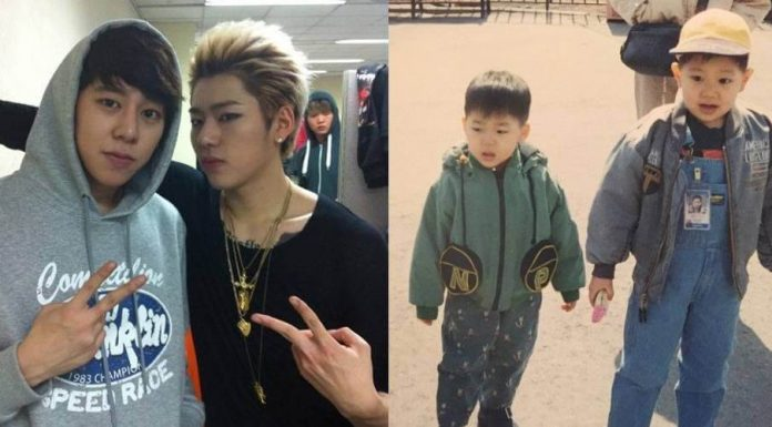 saudara kandung idol-idol Kpop