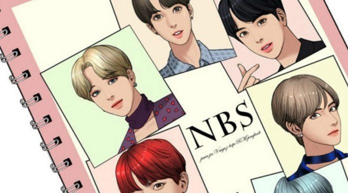 webtoon BTS
