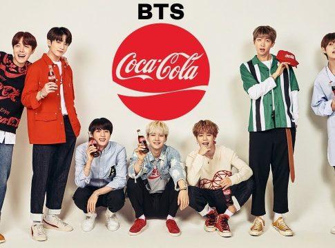 bts coca-cola