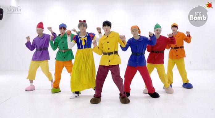 video dance Practice group Kpop