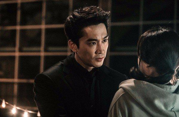 Song Seung Heon sebagai Black dan Han Moo Gang