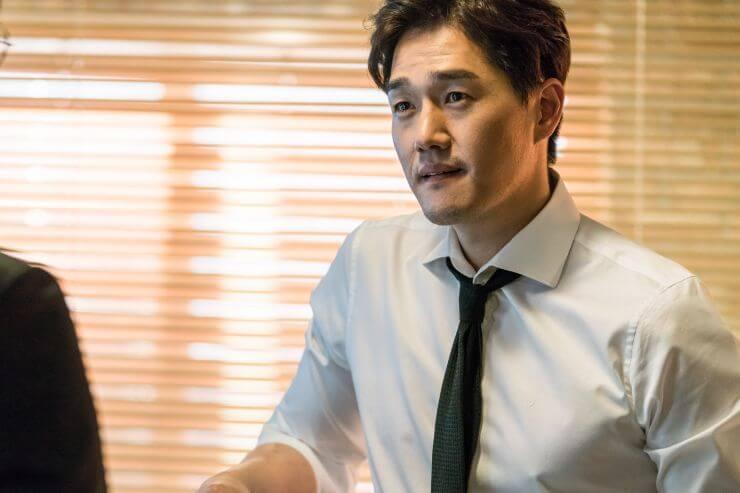 Yoo Ji Tae sebagai Choi Kang Woo