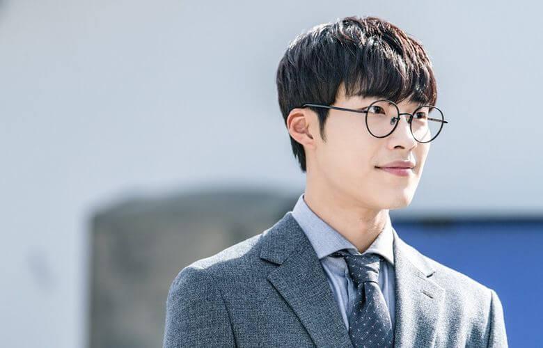 Woo Do Hwan sebagai Kim Min Joon