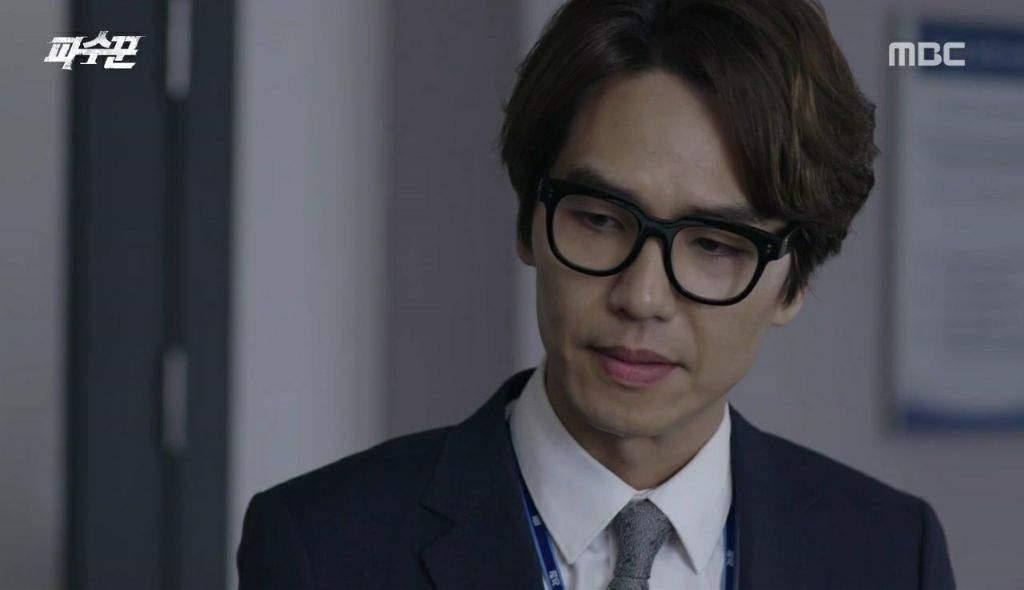 Kim Tae Hoon sebagai Kim Eun Joong