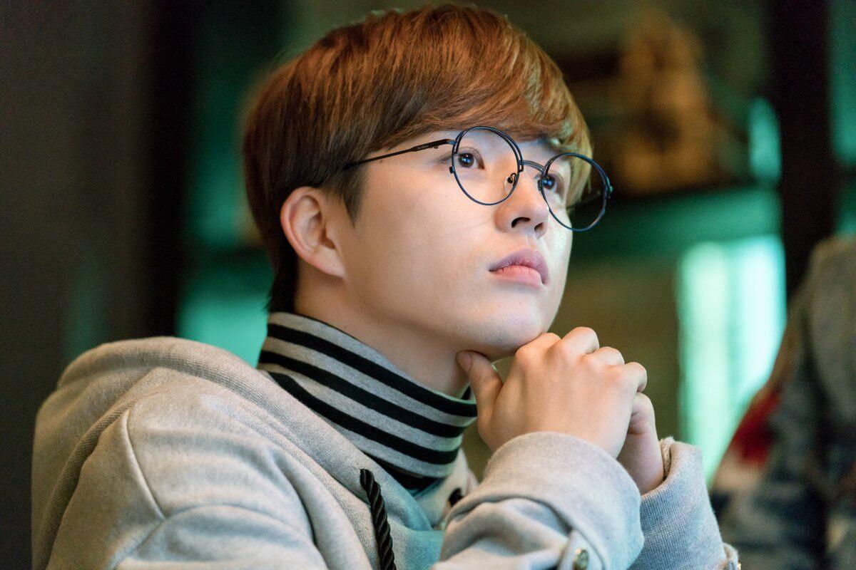 Kim Hye Seong sebagai On Noo Ri
