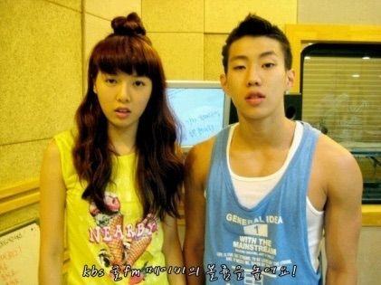 Hyuna dan Jay Park