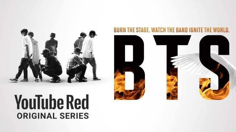 bts youtube red