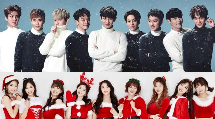 10 Lagu Kpop Dengan Tema Winter yang Pas Temani Libur Natal dan Tahun Baru - iniKpop