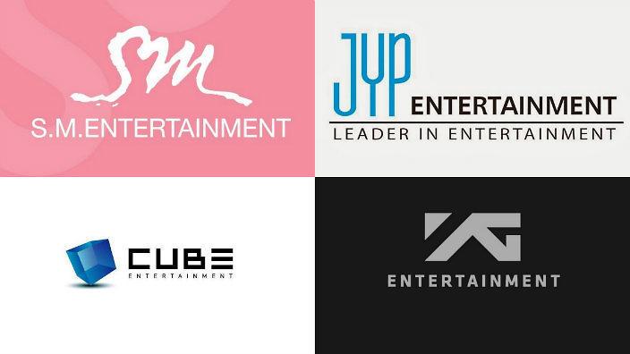 kpop agencies header