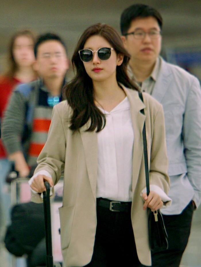 Mengintip Kacamata Yang Dipakai Suzy Dalam Drama Vagabond Keren Abis Inikpop