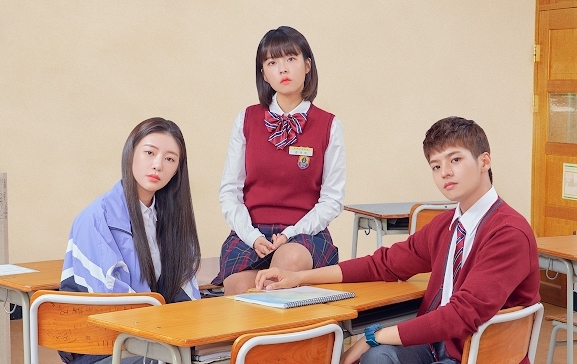 Web Drama In Seoul dan Siswi SMA yang Ngebet Kuliah di Seoul - iniKpop